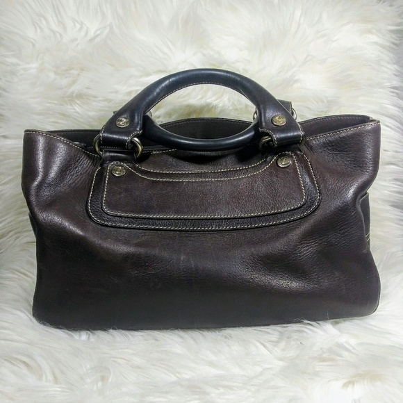91294310e8 Celine Handbags - Celine Boogie Bag Hand Bag   Purse